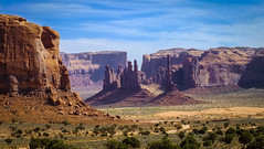 Monument Valley (K r y s) Tags: autumn landscape utah monumentvalley 2012 americansouthwest ouestamericain absolutelystunningscapes