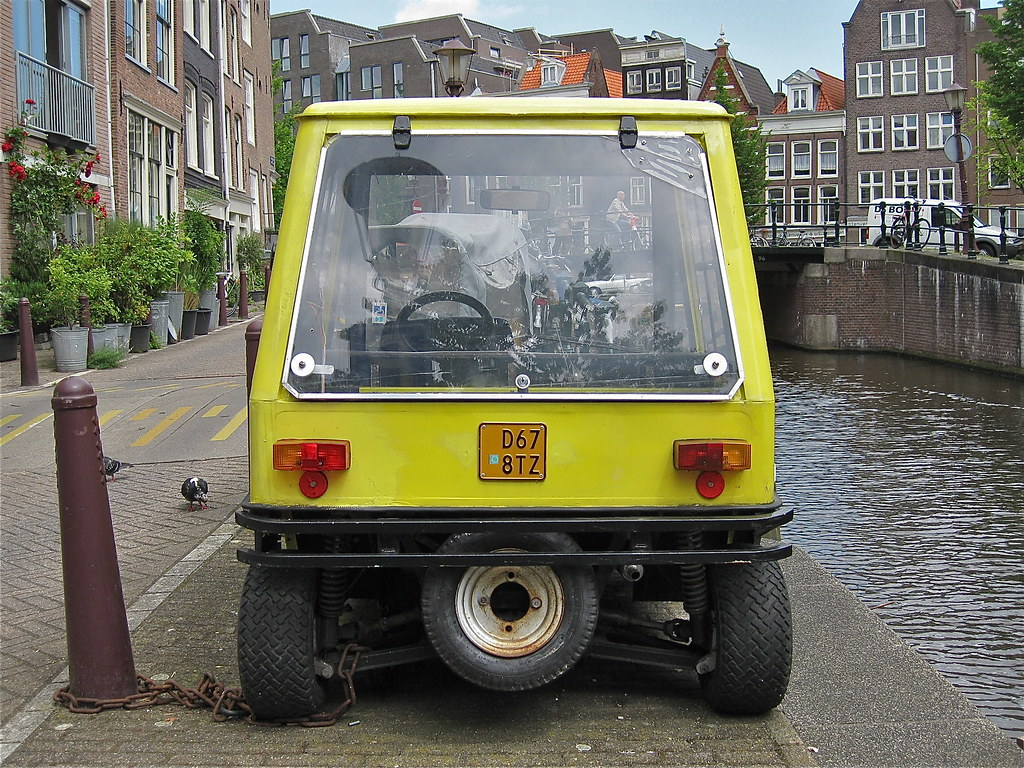 The world 39 s best photos of amsterdam and brommobiel for Auto interieur reinigen amsterdam