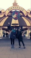  新垣里沙  : Paris☆Disney #niigakirisa