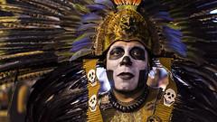 Aztec Warrior (Yow Wray) Tags: portrait dead mexico nikon mexicocity aztec retrato warrior d800 tlahuac azteca 30mm mixquic