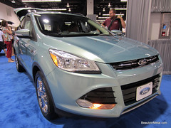 2013 Ford Escape (Beauty in Metal) Tags: auto show county orange oc 2012