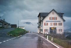Col du Petit Saint-Bernard (qvists) Tags: trip alps film saint bernard analog 35mm fuji olympus du expired 35 col petit