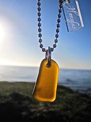 Havsglas Sverige 028 (Havsglas Sverige) Tags: sea necklace seaglass strandglas havsglas