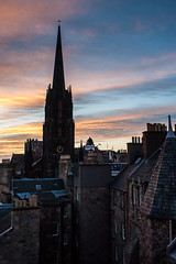 20121109-0002 (www.cjo.info) Tags: sunset tower clock skyline architecture scotland edinburgh cityscape unitedkingdom religion spire royalmile citycenter oldtown castlehill lawnmarket thehub victoriahall churchcathedral religiousbuilding exif:iso_speed=800 geo:city=edinburgh geo:state=scotland highlandtolboothstjohnschurch camera:make=olympusimagingcorp exif:focal_length=17mm camera:model=ep1 geo:countrys=unitedkingdom exif:make=olympusimagingcorp exif:model=ep1 exif:aperture=45 exif:lens=olympusm17mmf28 geo:lon=31936111111117 geo:lat=55949166666667