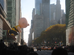 Macy's Thanksgiving Day Parade Balloons 2012 NYC 5155 (Brechtbug) Tags: macys thanksgiving day parade balloons 2012 nyc comic strip characters cartoons 42nd street 6th avenue midtown manhattan west 11222012 helium new balloon character holiday charlie brown peanuts cartoon