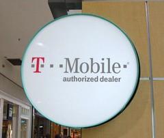 Retail Kiosk Logo Signage