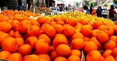 Southall food market - UK (Sandrine Vivs-Rotger photography) Tags: orange fruits fruit market oranges indianmarket southall marche foodmarket