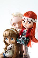 My doll family
