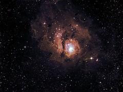 M8 (The Lagoon Nebula) (CSky65) Tags: cluster nebula messier deepspace nebulae deepsky astrometrydotnet:status=solved astrometrydotnet:version=14400 astrometrydotnet:id=alpha20121110170747