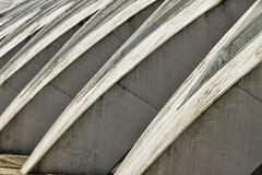 Zigzag (Me.Ex.Mu.) Tags: architecture concrete belgium belgique belgi arches mechelen architectuur beton flanders fernand bogen malines vlaanderen nekkerspoel borcht mortelmans nekkerhal mechelenextramuros meexmu