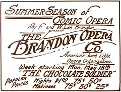 Summer Season Of Comic Opera