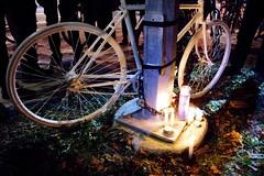 Tom Samson Memorial 45 (Martinho) Tags: toronto cyclist father teacher memorialride tomsamson