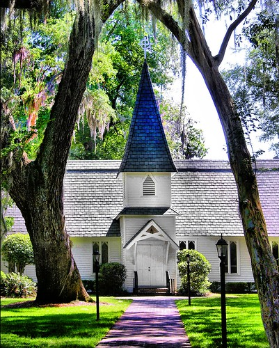CHRIST CHURCH - SAINT SIMONS ISLAND...
