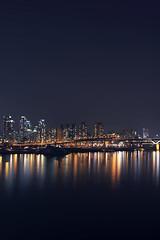 a night in seoul (bluesbird83) Tags: light night river korea hasselblad seoul han 서울 한국 대한민국 cfv39 gettykorea12q4