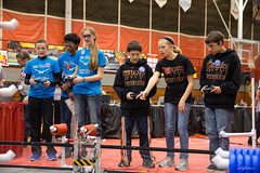 20121201 121540 1DX_3058 (danielernst) Tags: unitedstates michigan robotics firstrobotics ftc temperance firstinmichigan firsttechchallenge