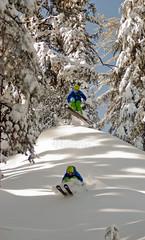 Rosepillows (Jehren) Tags: winter jump eric skiing air tahoe powder sierra marmot bryant shifty volkl jehren