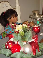 Setina backt Pltzchen ... (Kindergartenkinder) Tags: weihnachten dolls advent annette pltzchen backen weihnachtspltzchen setina himstedt kindergartenkinder