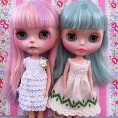 My two sweeties...((: