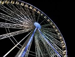 Wonderland Wheel (Cris Ward) Tags: light london wheel night fairground hydepark 920 winterwonderland lumia