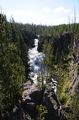 0479_USA 2012 - Yellowstone National Park / Wyoming (Tsinoul) Tags: park fall river rockies waterfall nationalpark loop oldfaithful rivire yellowstonenationalpark thumb yellowstone rockymountains wyoming cascade parc kepler rocheuses westthumb faithful firehole us89 us20 keplercascades parcnational us191 us287 grandlooproad parcnationalduyellowstone firehoreriver