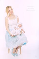 The Purity (MissSmile) Tags: misssmile newborn baby delicate tender portrait memories sweet studio