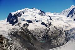 Monte Rosa, Dufourspitze (Swiss_Ben) Tags: gornergrat zermatt