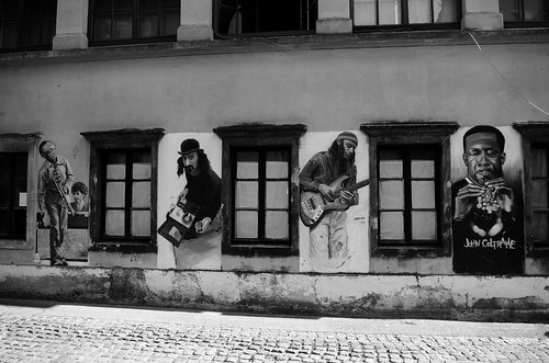Street art in Kranj