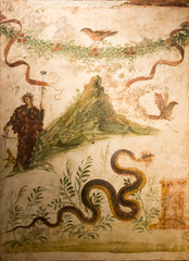 IMG_0157 (jaglazier) Tags: 112765 2016 72316 altars animals apotropaic bacchic bacchus birds campania copyright2016jamesaglazier crafts frescoes garlands grecoroman imperial italy july landscape liber mammals museoarcheologiconazionale museoarcheologiconazionaledinapoli naples napoli national nationalarchaeologicalmuseum nazionale painting panthers plants pompeii religion reptiles rituals roman archaeology art fresco gods grapes landscapes mountains snakes swags thyrsis wallpainting