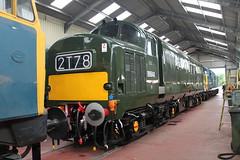 IMG_8411 (D9022) Tags: gloucesterwarwickshirerailway toddington 47376 freightliner gloucestershire 7903 d6948 37248 37215 35006 peninsular oriental sn co royal merchant navy class 4270 foremarke hall d8137 1693 d6036