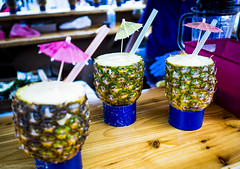Tropic Love (Summers) (ravi_pardesi) Tags: theex toronto tropiclove pineapple summer tropic ontario canada exhibition serene amazing wow drinks smoothies food cabanas fest