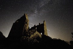 Tower of Joy (Vertical Planar - planars.wordpress.com) Tags:       chios hios dotia vroulidia genoese medieval astrophotography night starts