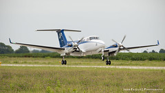 Wheels Up B300 N828UP (JFeister) Tags: kfkr frankfort airport indiana canon airplane aviation beechcraft b300 n828up wheelsup