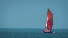 Day Trip To Whitstable - Thames Sailing Barge (Rob Jennings2) Tags: whitstable sailingbarge sbrepertor sea