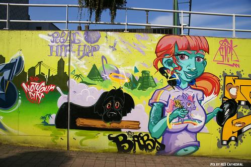 Borsbeek urban art