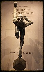 Richard Macdonald Art's, Las Vegas (anissl) Tags: lasvegas art gallery life travel