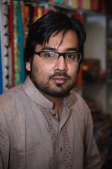Habib Bashir (muhammadabdullah_k) Tags: rawalpindi pakistan interest free loans microfinance entrepreneurship pakhtoon ordinary people small business akhuwat cloth shop