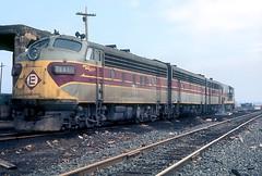E-L F7 7111 (Chuck Zeiler) Tags: el f7 7111 railroad emd locomotive chz