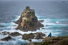 Lands End rock (ocadoo) Tags: landsend cornwall saintives lymeregis sea beach icecream