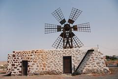 DSC_0189 (RD1630) Tags: mill molino molina fuerteventura canary islands spain summer outside outdoor nature windmill