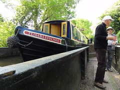 2016 05 29 057 Stratford upon Avon Canal (Mark Baker.) Tags: 2016 baker eu europe mark may aqueduct avon britain british canal cast day england english european gb great iron kingdom narrowboat outdoor photo photograph picsmark rural spring stratford tumblehome uk union united upon warwickshire yarningale