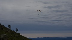 Johno1 (overflow50) Tags: canberra paragliding paraglider spring springhill sky clouds