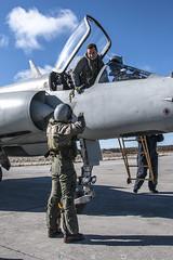 _DSC0280 (santiago.cortelezzi) Tags: fuerzaaereaargentina mirage ejercicioariete bamriogallegos miragevffinger c408 grupo6decaza g6c pilotodecombate fighterpilot