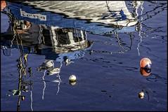 En la drsena del muelle. TAPIA DE CASARIEGO. ASTURIAS (Germn Yanes) Tags: espaa puerto muelle spain barco asturias tapia