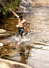 Cold river (losacchi) Tags: travel brazil mountain minasgerais brasil trail espiritosanto picodabandeira manhumirim altodocapao altodojequitiba