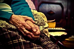Grandmother (forayinto35mm) Tags: grandma lady grandmother sony elderly oldlady grandparent a77 carlzeiss elderlylady sonya77