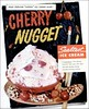 1957 Cherry Nugget sealtest (1950sUnlimited) Tags: food design desserts icecream 1950s packaging snacks 1960s dairy midcentury snackfood sealtest