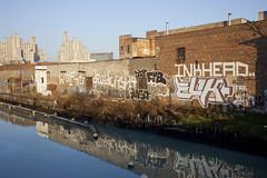 IMG_5852 (jakedobkin) Tags: nyc streetart graffiti fib dart trap droid hert inkhead dast wolftits cash4