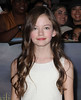 Mackenzie Foy at the premiere of 'The Twilight Saga: Breaking Dawn - Part 2' at Nokia Theatre L.A. Live. Los Angeles, California