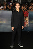 Aramis Knight at the premiere of 'The Twilight Saga: Breaking Dawn - Part 2' at Nokia Theatre L.A. Live. Los Angeles, California