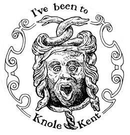 Knole badge